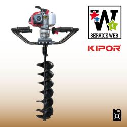 Tarière MOVA KPC KIPOR + 3...