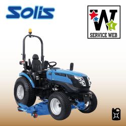 Micro-tracteur SOLIS...