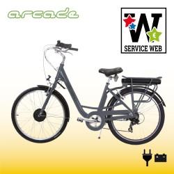 Vélo GREEN BIKE STREET Arcade